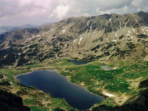 Lacul Bucura,Parcul national Retezat ,Romania