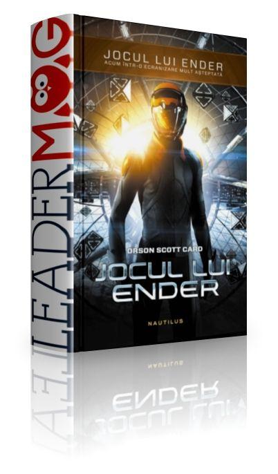Jocul lui Ender (paperback) - Orson Scott Card - Pământul este atacat din nou. Gândacii extratereștri se încordează pentru o ultimă lovitură. Supraviețuirea rasei umane atârnă de descoperirea unui geniu militar care îi poate învinge o dată pentru totdeauna. Dar cine este el?