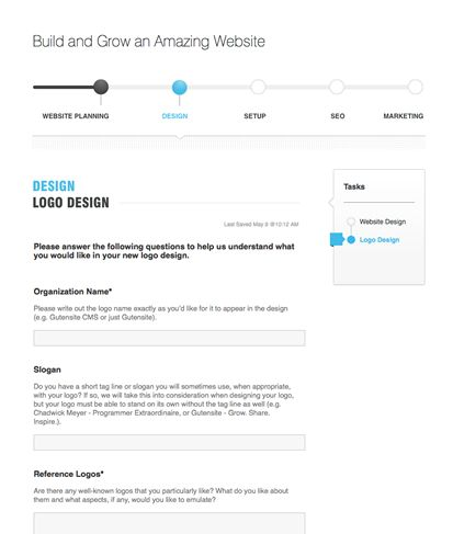 Logo questionnaire gutensite best website design and for Office design questionnaire