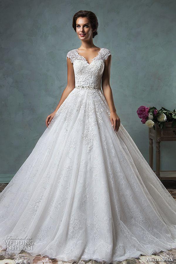 Amelia Sposa 2016 Wedding Dresses — Volume 2 | Wedding Inspirasi