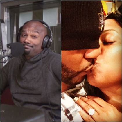 What went wrong with Big Tigger and Keshia Knight Pulliam? On his radio show, Tigger spoke on their split and shared well-wishes for the couple.