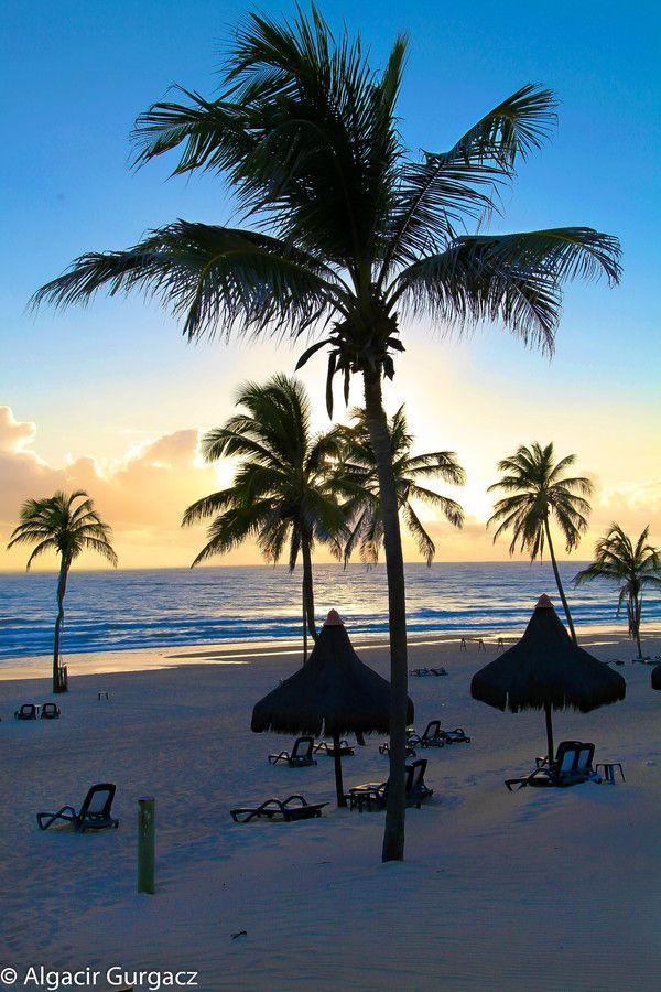 Mais um lugar que preciso ir *-*  Praia do Cumbuco (Cumbuco Beach) Ceara, Brazil (by Algacir Gurgacz)