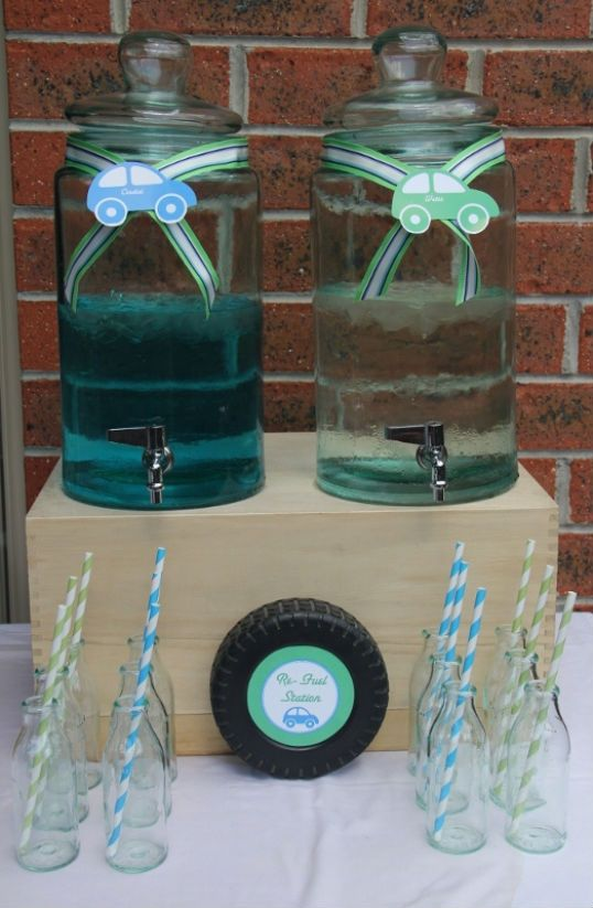 29 Best Car Wash Birthday Party Images On Pinterest