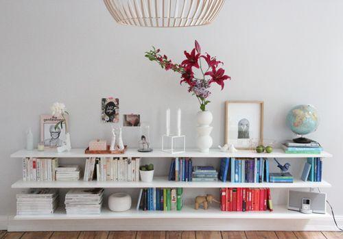 Ein Bücher-Regal für 150 Euro inklusive Anlieferung der Platten. | Ohhh… Mhhh…