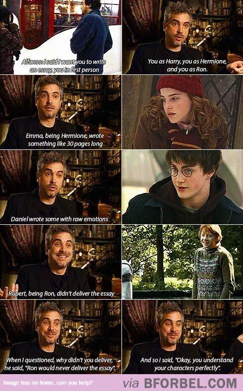 Dan, Emma And Rupert Just Get It…