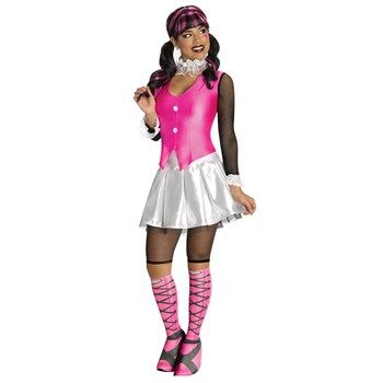 Cool Costumes Monster High Deluxe Draculaura Costume just added...