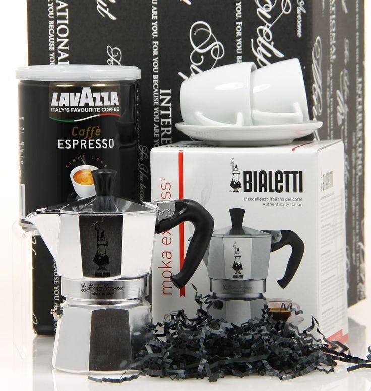 Espresso met Bialetti