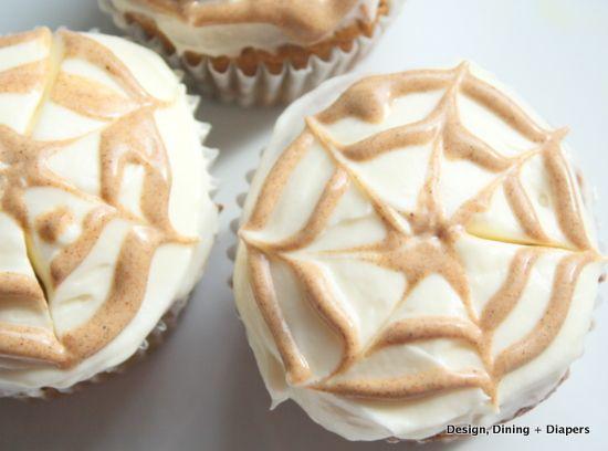 Gluten-Free Pumpkin Harvest Cupcakes