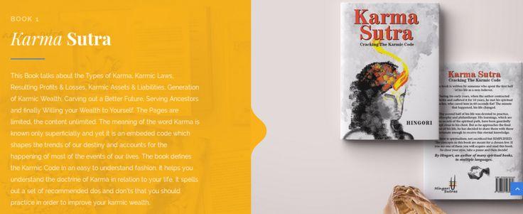 As I read Karma Sutra by Hingori, I feel the books by him are powerful enough to transform a life to its brightest side. I recommend everyone to go for it. #AnahatNad #BalladofKarma #Hingori #JonakiRaghavan #KarmaPower #KarmaQuest #KarmaSutra #KarmicCode #PowerofKarma #SpiritualIQ #SureshPrabhu