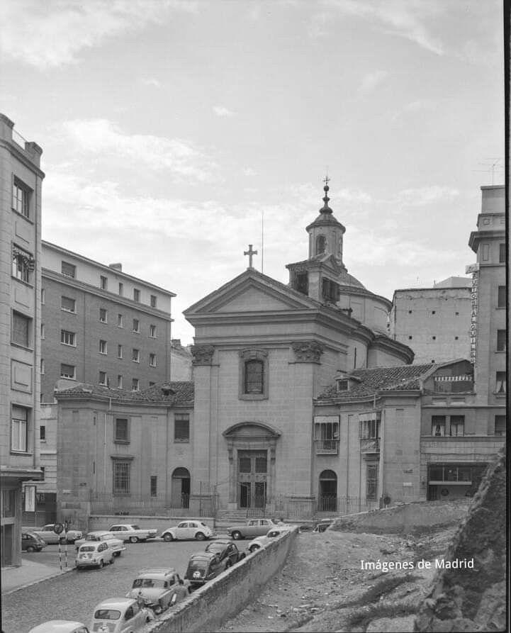 La Iglesia De San Marcos Fue Mandada Construir Por Felipe V Para