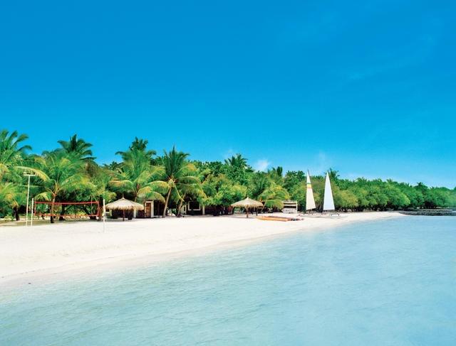 Gasfinolhu Resort, Maldives