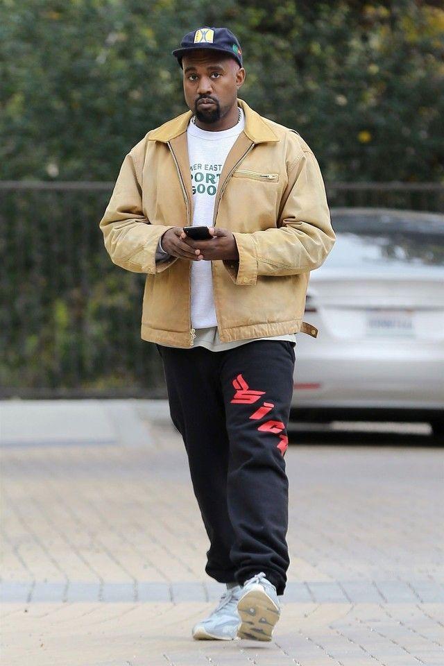 Bankston Jacket in 2019 | Kanye West Fashion Style | Kanye ...