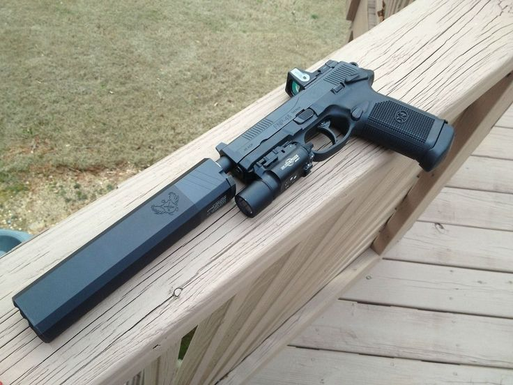 weapons silencer fnp - photo #20