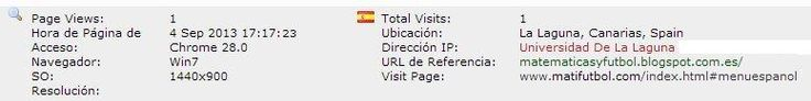 Universidad de la Laguna. La Laguna, Canarias, Spain. http://www.ull.es/