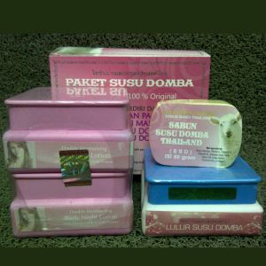 PSD Paket Susu Domba - Beauty Care Indonesia