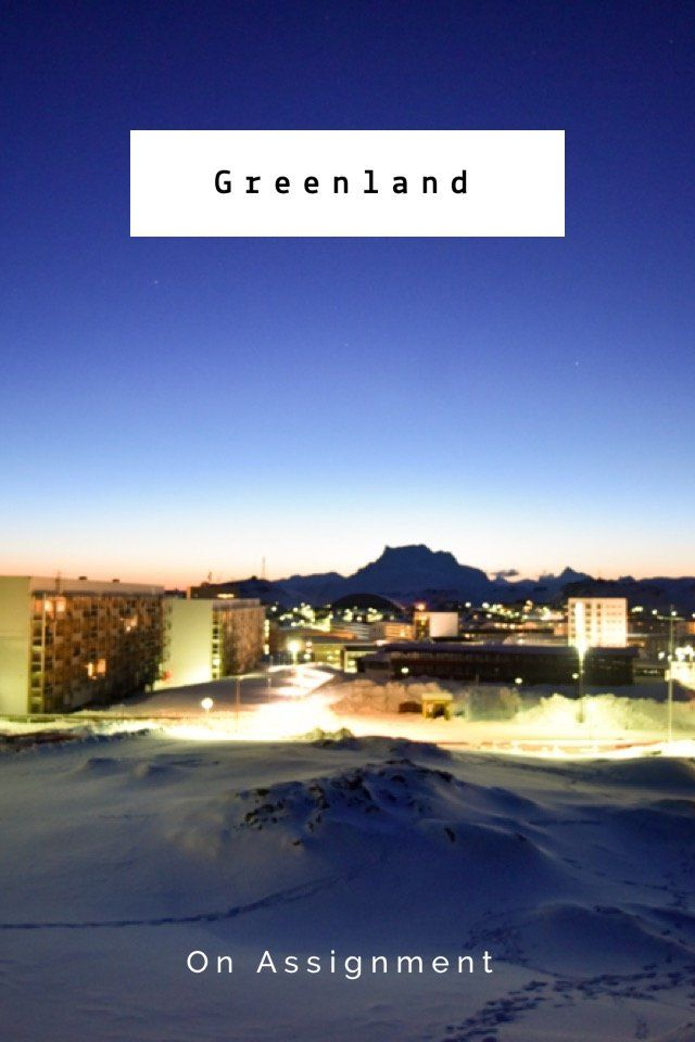 Greenland On Assignment: by Ricky Montalvo on @stellerstories