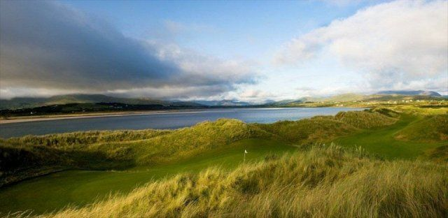 Waterville Golf Club, comté de Kerry