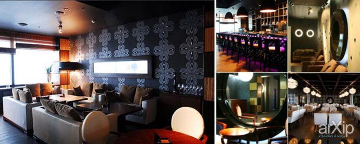 Kalina Bar в г. Москве: интерьер, open space, ресторан, кафе, бар, гламур, 50 - 80 м2 #interiordesign #openspace #restaurant #cafeandbar #glamour #50_80m2 arXip.com