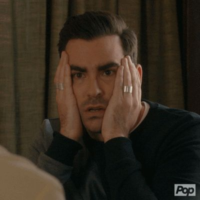 New trending GIF on Giphy. wtf what confused huh david rose dan levy schitts creek. Follow Me CooliPhone6Case on Twitter Facebook Google Instagram LinkedIn Blogger Tumblr Youtube
