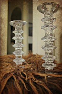 IITTALA FESTIVO candle holders