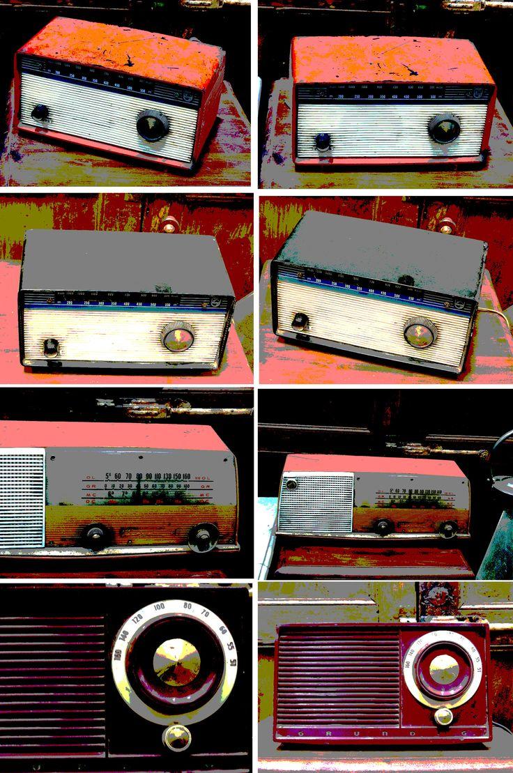Radios antiguas, Antiguedades Carroza