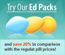 ED trial pack cheap Buy on-line without prescription. Fast shipping. Cheap price. Bulk discounts offer. The ED Trial Pack is a great choice for men who are still contemplating which drug will best treat their erectile dysfunction.   Effective and safe erectile dysfunction treatment   Email me for more information at order@indianpharmadropshipping.com