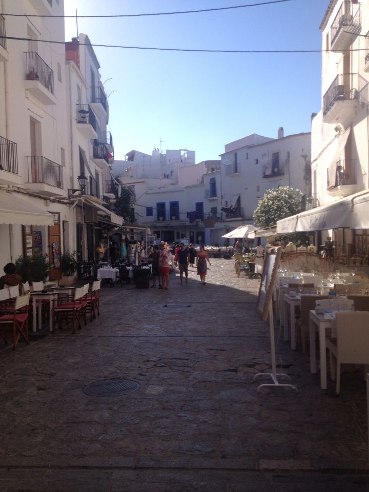 Ibiza zona antigua