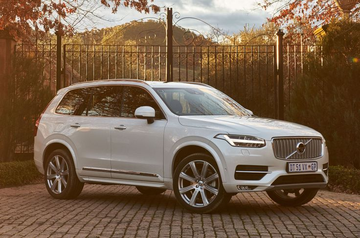 Volvo XC90 T6 Inscription ZA-spec 2015–pr. More luxury beauty products - http://amzn.to/2hu7dbB