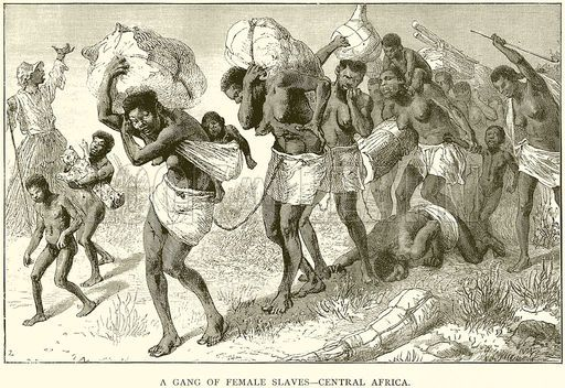 an introduction to the history of slavery in africa Explore an african centered understanding of its cultural, political and social impact of christianity.