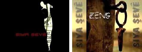 """Kürtçe Rock Müzik Grubu Siya Şeve (Gecenin Gölgesi) ve """"Zeng"""" adlı ilk albümünden şarkılar"""