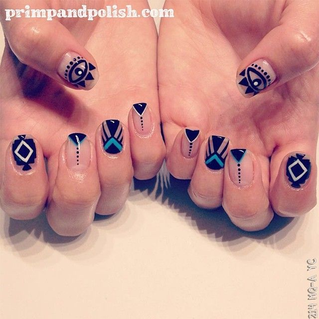 Nail Art Salons Nyc Image collections - easy nail designs for ...