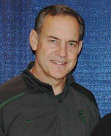 Mark Dantonio in 2010