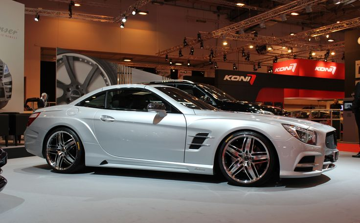 2014 Lorinser Mercedes SL500 | Flickr - Photo Sharing!