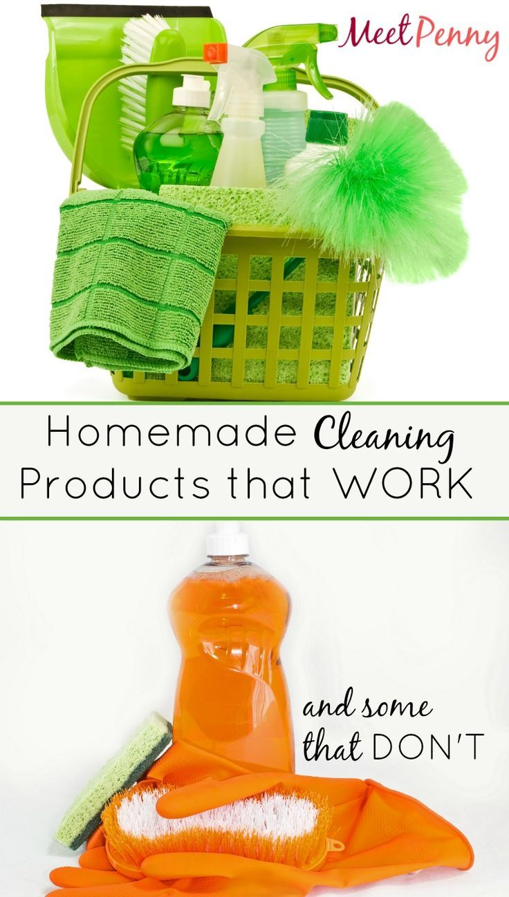 Do homemade cleaning products work you might be surprised for Home made product for sale