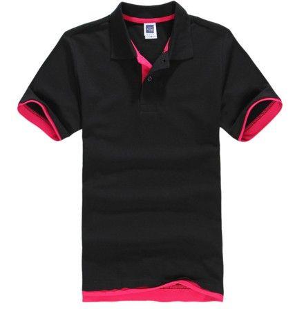 Pánské tričko s límečkem černé – pánská trička + POŠTOVNÉ ZDARMA Na tento produkt se vztahuje nejen zajímavá sleva, ale také poštovné zdarma! Využij této výhodné nabídky a ušetři na poštovném, stejně jako to udělalo …