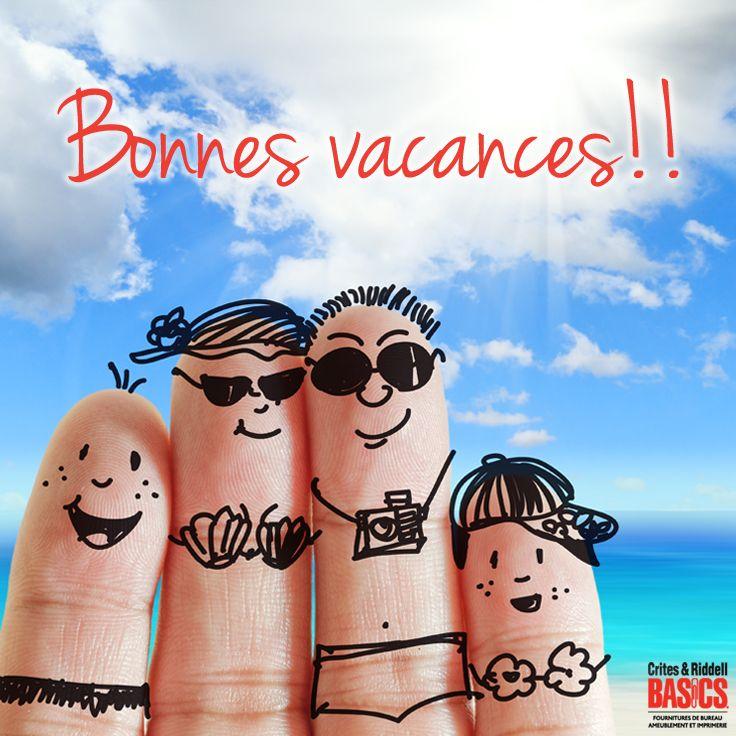 Bonne Vacances 2014!! #summer