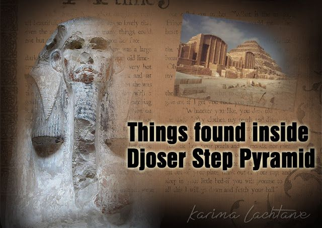 People tend to believe that the Pyramids were empty when they were first opened, but this is not true...
