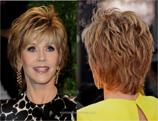 Face + Hairstyle + Round + Styles + For + Women + Over + 50 – Emma's Haircuts – #Emmas #women #dress # for #face