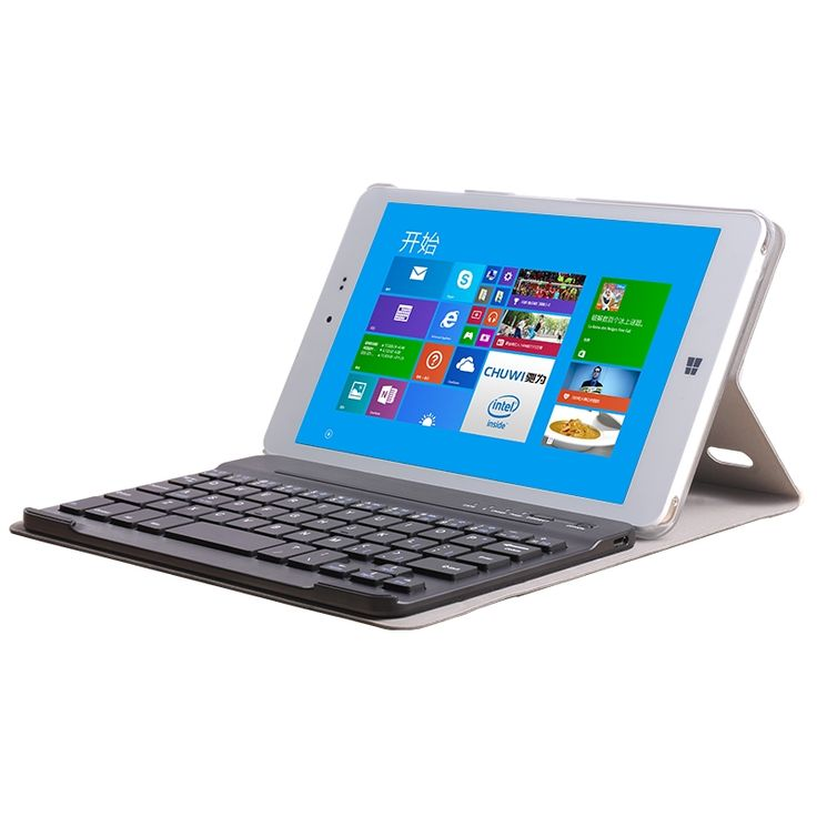 CHUWI Hi8 / Hi8 Pro Wireless Full QWERTY Keyboard + Protective Sale Online Shopping - Tomtop.com