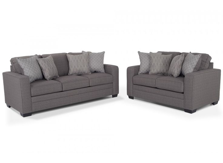 Greyson Sofa Loveseat Room Set Bobs And Living Room Sets