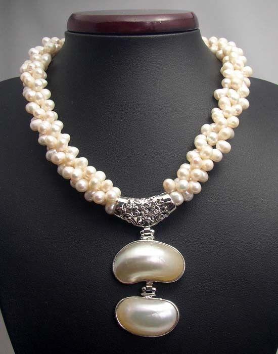 beadwork necklacebib necklacestatement by audreyjewelry on Etsy, $35.00
