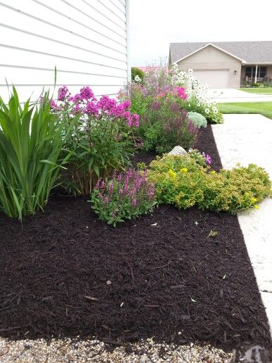 Best images about colored mulch ideas on pinterest