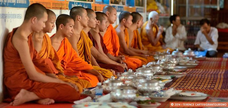 Feeding the Hungry Ghosts during the Pchum Ben Ancestors Festival in Cambodia - from Siem Reap to Battambang, here's how to experience the festival.