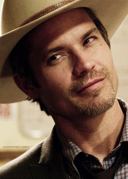 Timothy Olyphant as Raylan in fx's justified ❤