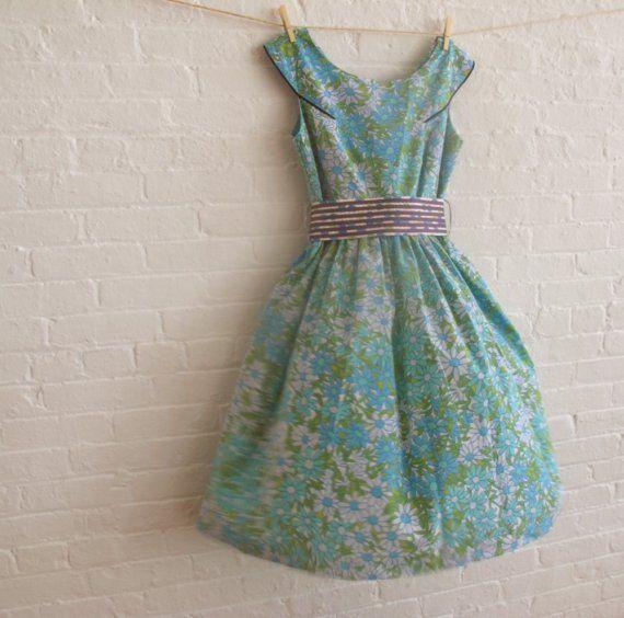 Custom tea dress