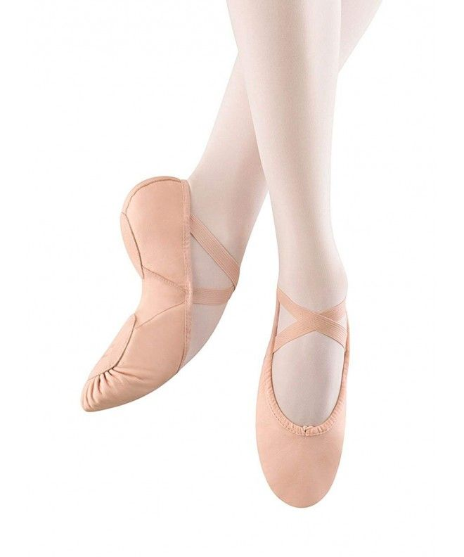 Theatrical Pink Bloch Dance Girls Performa Dance Shoe 1 D US Little Kid