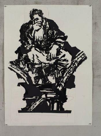 Jeremiah (after Michelangelo) II