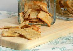 Cracker con farina di segale e neanche un grammo di lievito!