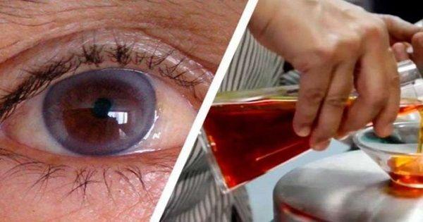 Il est temps de jeter vos lunettes : L'utilisation de CET ingrédient naturel vous aidera à augmenter votre vision de plus de 97 % !