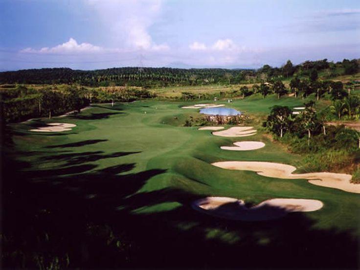 Legends Golf Resort, Johor, Malaysia
